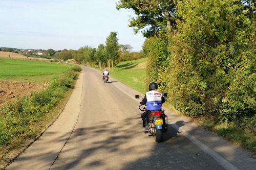Motorrijbewijspoint Den Helder examengarantie
