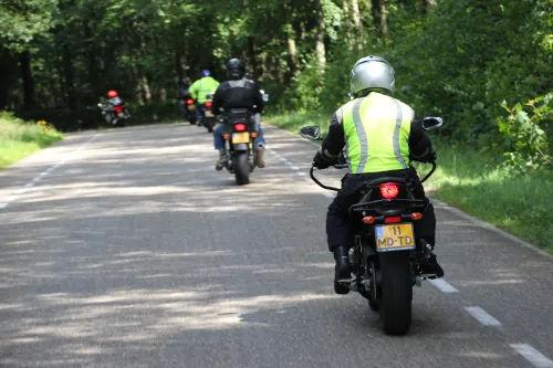 Motorrijbewijspoint Den Helder motor lesplan