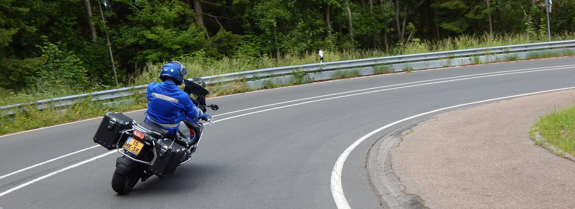 Motorrijbewijspoint Anna Paulowna spoed motorrijbewijs