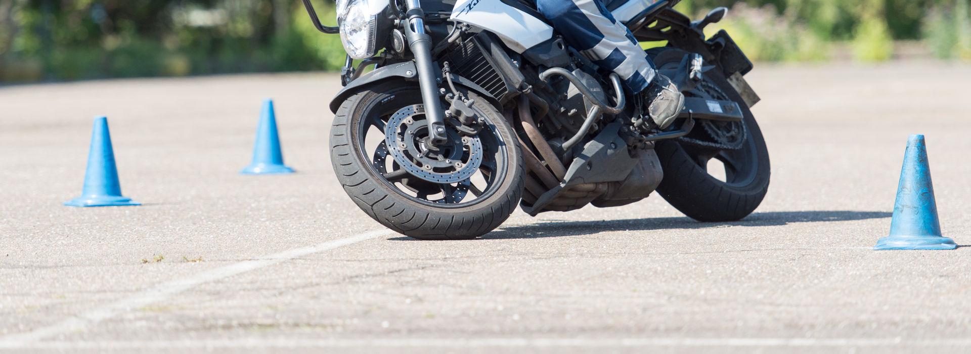 Motorrijbewijspoint Den Helder rijtest